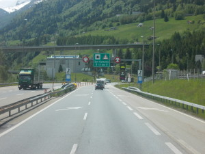 Tunel St.Gothard